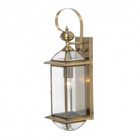 Selway Brass Wall Light