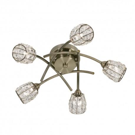 Naira Semi - Flush 5 Light