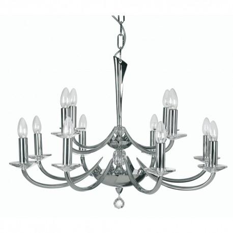 Oaks Bahia 12 Light Pendant