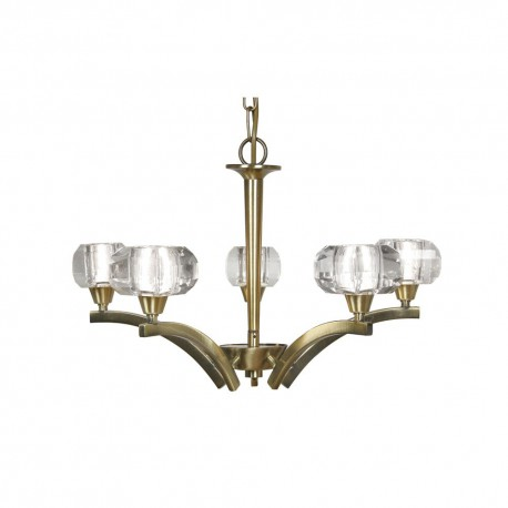 Cardan 5 Light Pendant
