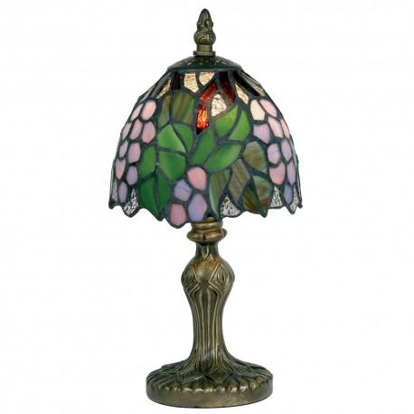 """Grapes 6"""" Tiffany Table Lamp"""