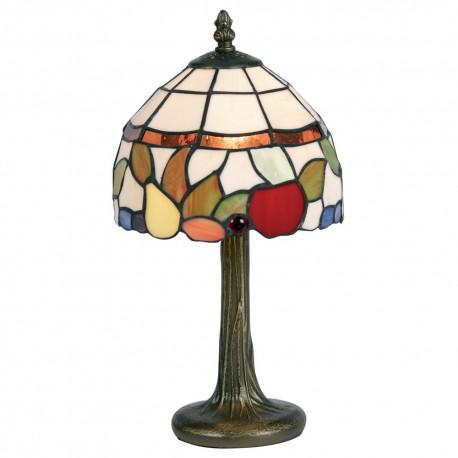 "Fruit 8"" Tiffany Table Lamp"