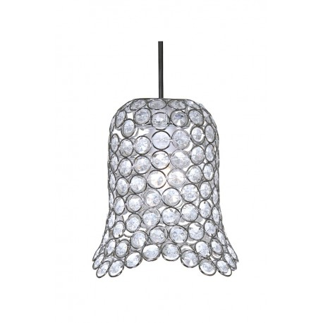 Ireby Non Electric Pendant Chrome Small