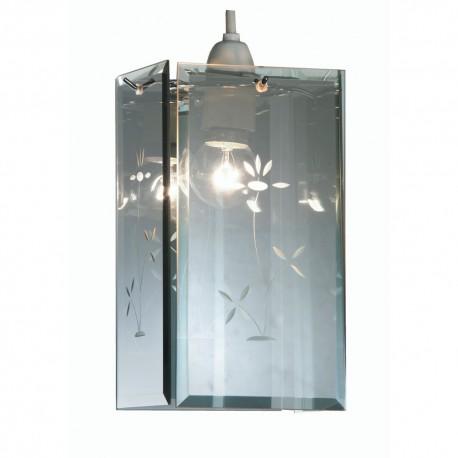 Mirror Glass Acan Non-electric Pendant
