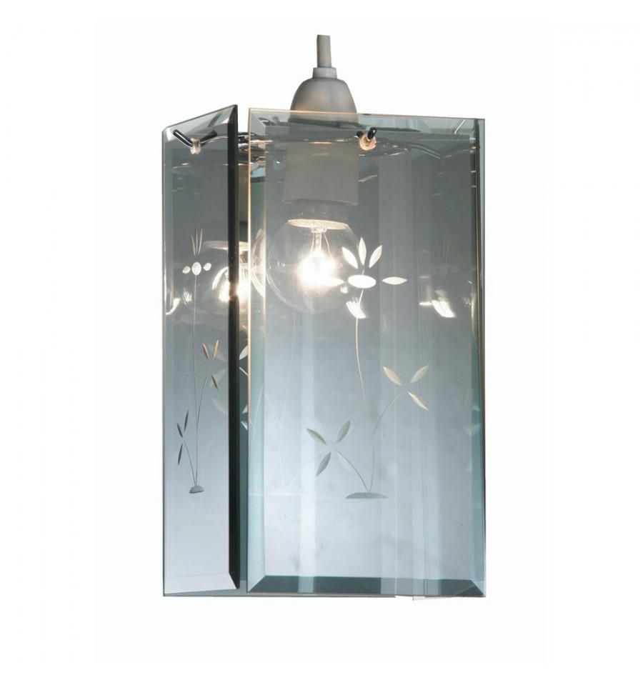 Mirror Glass Acan Non Electric Pendant