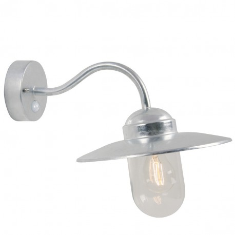 Luxembourg Wall Light with Sensor
