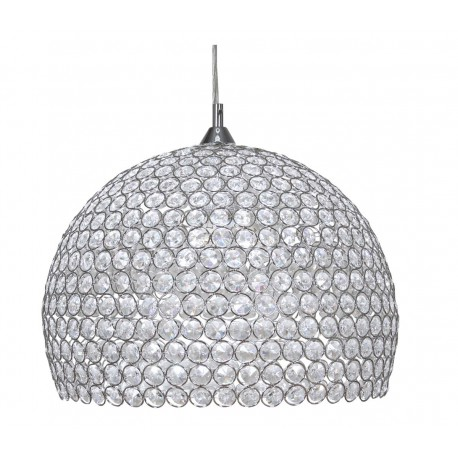 Clovis Chrome Ball Pendant