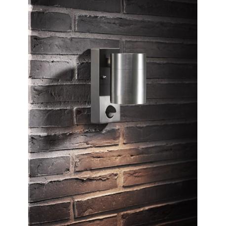 Tin Wall Light (down) with Sensor
