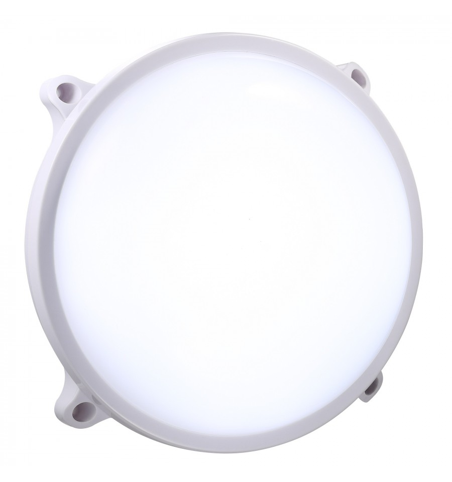 Round Led Exterior Wall Lights : Moon Round LED Wall Light - Hegarty Lighting Ltd.