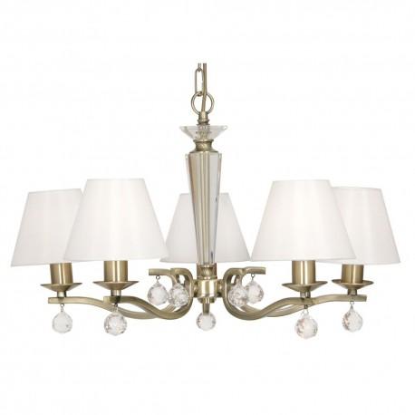 Maita Antique Brass Ceiling Light