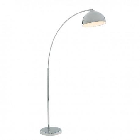 Giraffe Chrome Floor Lamp