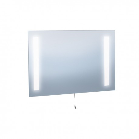 8 Light Illuminated Bathroom Mirror