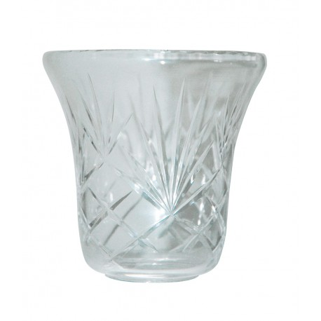 Malaga Lead Crystal Glass Shade