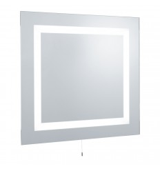 4 Light Illuminated Mirror