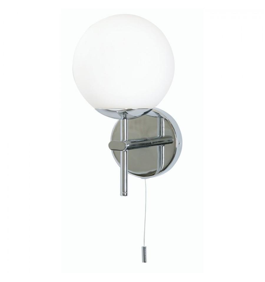 Ottoni Wall Lights Chrome : Mani Wall Light Chrome - Hegarty Lighting Ltd.
