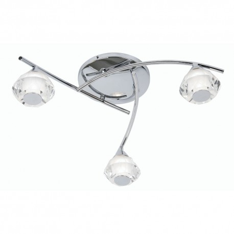Meissa Ceiling Light Chrome