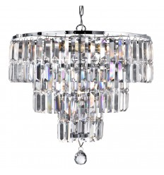 Empire 5 Light Chandelier