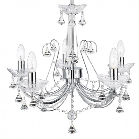 Lafayette 5 Light Chandelier