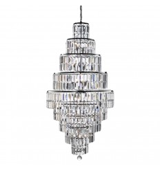 Empire 13 Light Tiered Chandelier