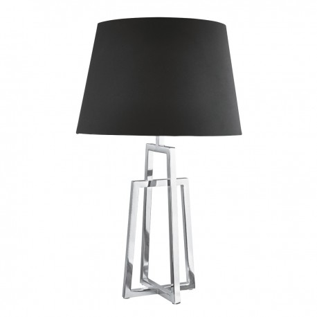 Crossed Frame Table Lamp