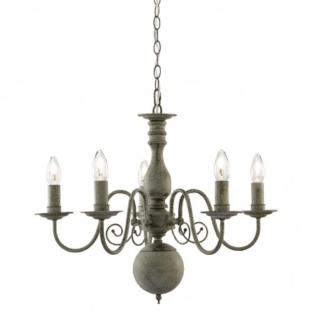 Greythorne 5 Light Ceiling Fitting