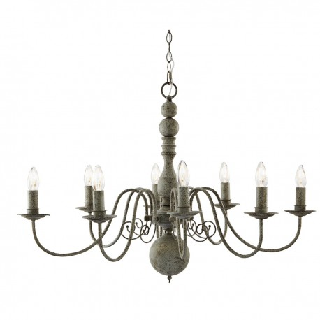 Greythorne 8 Light Ceiling Fitting