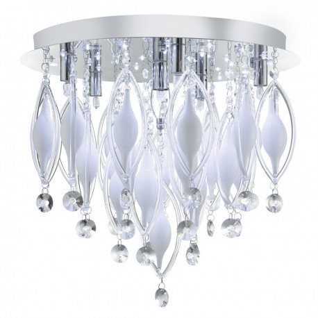 Spindle 6 Light Ceiling Fitting