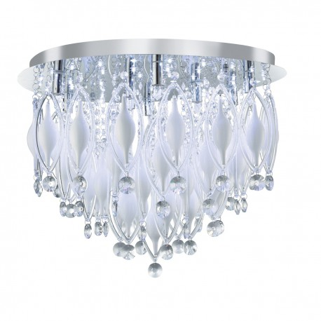 Spindle 9 Light Ceiling Fitting