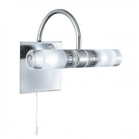2 Bulb Bathroom Wall Light IP44 2555