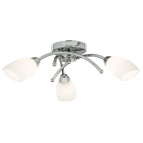 3 Arm Bathroom Light IP44 4483