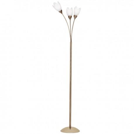 Petal 3 Light Floor Lamp