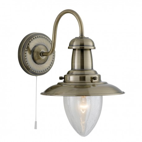 Fisherman Wall Light