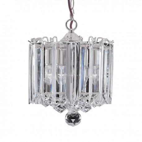 Sigma 3 Bulb Acrylic Pendant