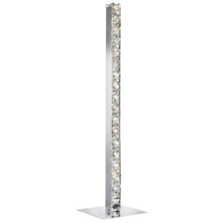 Clover LED Column Table Lamp