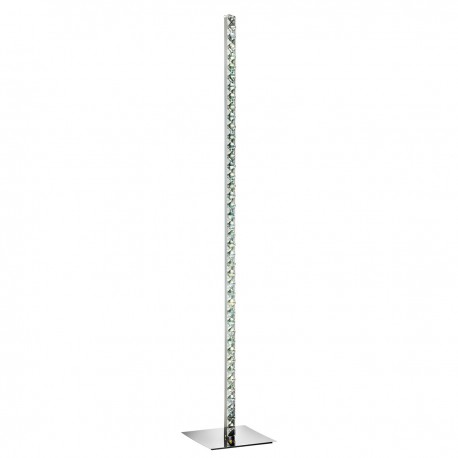 Clover LED Column Floor Lamp