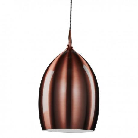 Vibrant - 1 Light Oval Pendant