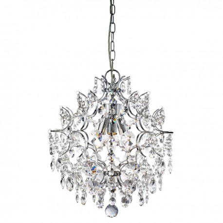 Harriette 3 Light Pendant