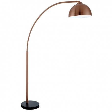 Giraffe Copper Floor Lamp