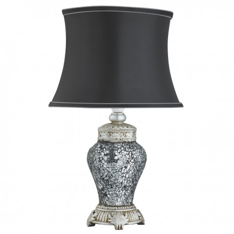 Antique Mosaic Table Lamp