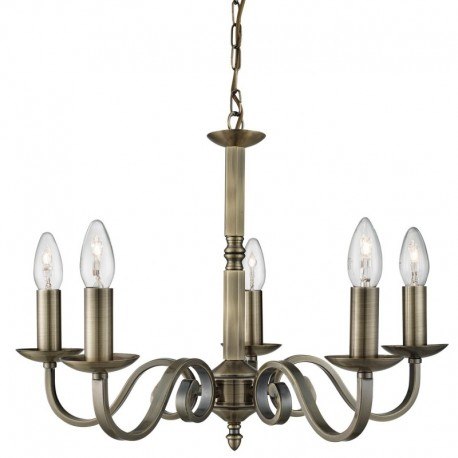 Richmond 5 Light Ceiling Pendant