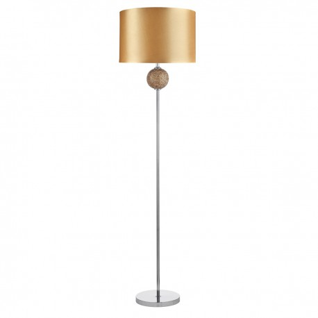 Mosaic Ball Floor Lamp