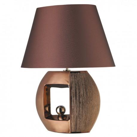 Oval Window Table Lamp