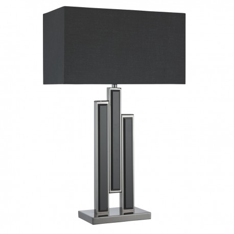 3 Column Mirror Table Lamp 3583