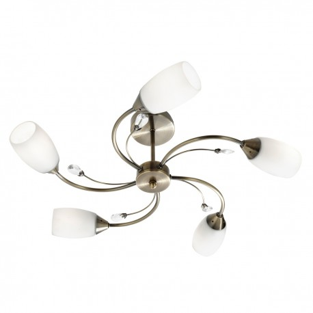 Electra 5 Light Ceiling Fitting