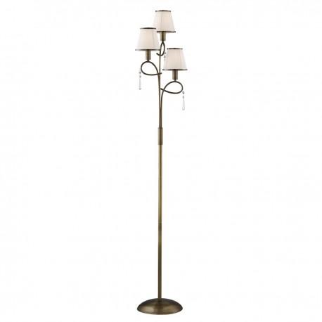 Simplicity 3 Light Floor Lamp