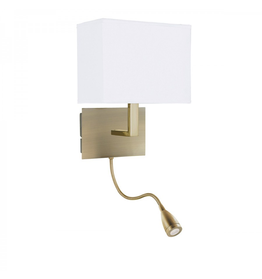 Wall Lights With Adjustable Arms : Adjustable Wall Light Dual Arm - LED Flexi Arm - Hegarty Lighting Ltd.