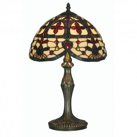 """Jessamine Tiffany Table Lamp 12"""""""