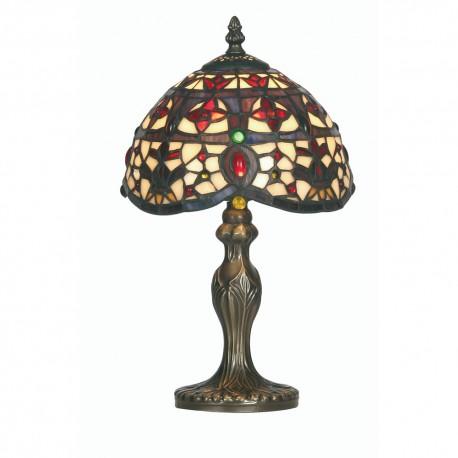 """Jessamine Tiffany Table Lamp 8"""""""