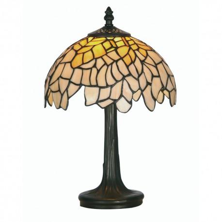 "Titania Tiffany Table Lamp 10"""