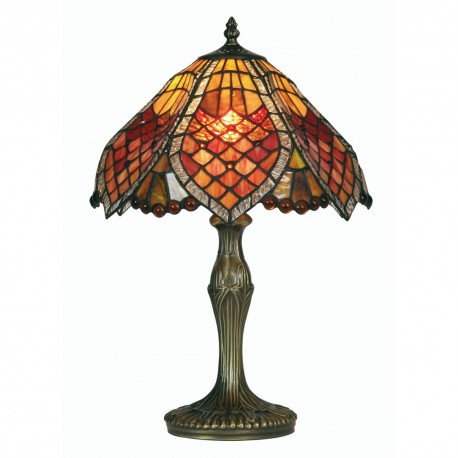 Orsino Tiffany Table Lamp 12""